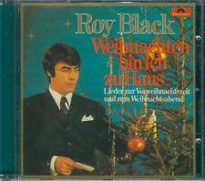BLACK, Roy - Weihnachten bin ich zu Haus - CD Neu