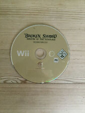 Broken Sword Shadow of The Templars Directors Cut for Nintendo Wii *Disc Only*