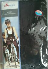 Crane sports Winter Cycling Trousers Pants X Large unisex new in package