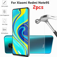 screen protector for xiaomi redmi Note 9S 9Pro 9Pro Max Tempered glass films UK