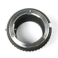 Nikon F Ai (G) Mount Lens to SONY NEX Mount Adapter w/ Aperture Ring - AUSPOST