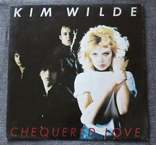 Kim Wilde, chequered love / shane, SP - 45 tours France