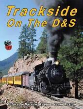 Trackside on the Durango & Silverton DVD Hermosa Hill Rockwood Animas Steam