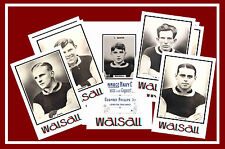 WALSALL - RETRO 1920's STYLE - NEW COLLECTORS POSTCARD SET