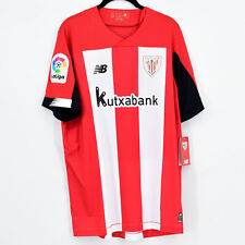 2019-20 Athletic Club Bilbao Home Shirt *BNWT* New Balance Jersey