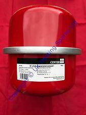 Center Brand 8 Litre Central Heating Expansion Vessel 597784