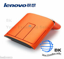 Lenovo N700 Wireless & Bluetooth Mice and Laser Pointer for Thinkpad Yoga Orange