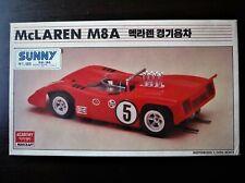 SUNNY / ACADEMY 1/24 McLaren M8A  Motorized Uber  Nostalgic & Steal !!