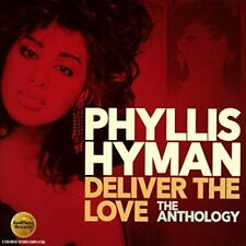 Phyllis Hyman - Deliver The Love: The Anthology [CD]