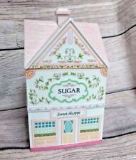 The Lenox Village Canister Collection Sweet Shop Sugar Canister