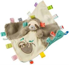 Taggies MOLASSES SLOTH CHARACTER BLANKET Baby Comforter Toy BNIP