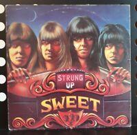 "Double LP 33T - Sweet - "" Strung Up "" or.fr 1975  RCA – LPL2 5107 (Hard rock)"