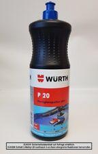 [27,95€/kg] Würth P20 Plus Hochglanzpolitur Autopolitur Polierpaste 1kg