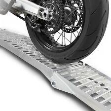 Loading ramp I Triumph Scrambler/ Speed Four/ Triple / R aluminium folding