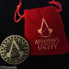 Assassin's Creed Unity Coin With Original Pouch Loot Crate Exclusive