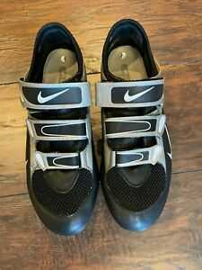 Nike Poggio Cycling Shoes - Size 45  Made in Italy