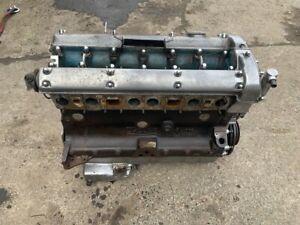 ORIGINAL Jaguar Stype 3.8 Engine. 7B Engine Number. Very Good Running Engine.