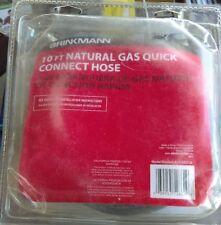 Brinkmann 10ft Natural Gas Quick Connect Hose