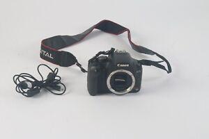Canon Rebel T1i EOS Digital Camera W/ USB and Case