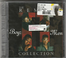Boyz II Men Remix Collection New Cd Hard to Find In New Condition At This Price!