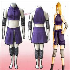Naruto Cosplay Ino Yamanaka Cosplay Costume Second Generation Free Shipping