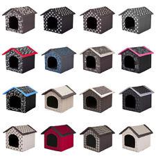 Hundehütte Hundehaus Katzenhaus Hundebox Hundehöhle Hundebox Tierhaus M - XXXXL