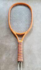 Leach San Diego Bandido Racquetball Racquet Racket Vintage Retro Leather Nice