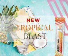 Administración de peso natural prevalecen Tropical Blast Piña Colada beber 24 Sobres