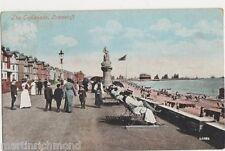 Lowestoft, The Esplanade 1905 Postcard, B431