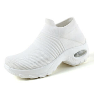 2021 Large Size Women's Shoes Sneakers Fashion Rocking Shoes Casual Shoes