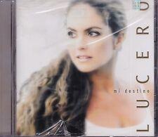 Lucero Mi Destino CD New Nuevo Sealed