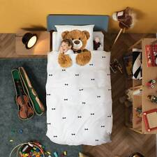 Snurk Teddy Bear Single duvet cover Designed in Holland Made in Portugal