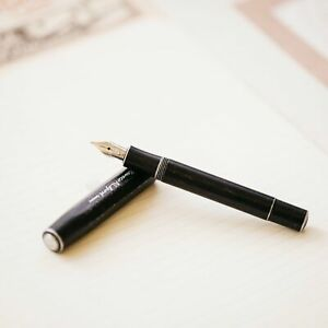 Kaweco AL Sport Stonewashed Black Fountain Pen