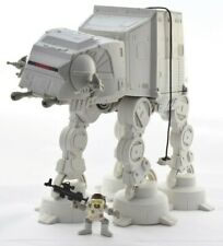 Star Wars Galactic Heroes Electronic AT-AT Walker with Hoth Rebel Commander Set