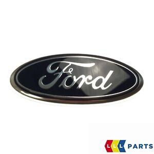 Neuf Véritable Ford Ka 96-08 Fiesta 99-06 Hayon Arrière Ovale Ford Badge Emblème