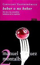 Beber o no Beber (Spanish Edition)-ExLibrary