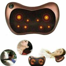Cuscino massaggiante elettronico cervicale collo massaggiatore riscaldante