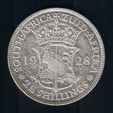 South Africa - 1928, 2 1/2 Shillings