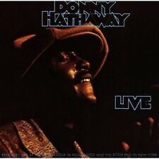 Donny Hathaway - Live [New CD] Canada - Import, Germany - Import