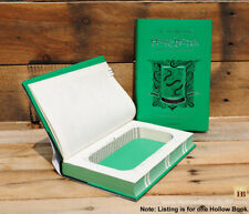 Hollow Book Safe - Slytherin Harry Potter Year 2 - Limited 20 Year Edition