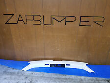 2013 2014 13 FORD FUSION REAR TRUNK LID HANDLE TRIM LUGGAGE PEARLE WHITE OEM