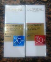 Loreal Paris Skin Perfect Whitening Cream Age 20+ / Age 30+ 18 Gram