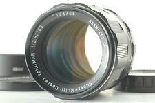 [N MINT w/ Hood] Pentax SMC Super Multi Coated Takumar 105mm f2.8 MF M42 Japan