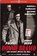 Donnie Brasco (1997) VHS