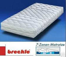 BRECKLE Medi Foam Matratze 7-Zonen Kaltschaummatratze Kaltschaum 140x200 H2 18cm