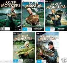 River Monsters Seasons 1 - 5 : NEW DVD