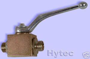 Kugelhahn Hydraulik 10-L 500bar M16x1,5