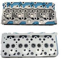 Kubota V2203  bare Cylinder Head Bobcat 753, 763, 773, CASE 1838, Scat NEW BOXED