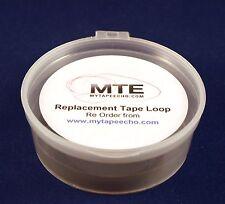 2 X HH Tape Echo Loop (SHORT Tape Loop) Analogue Tape Loop NEW