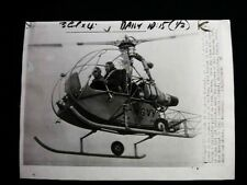 LEARNING HOW TO FLY A HELICOPTER AT 80 YEARS OLD  PHOTO 1963 #7922